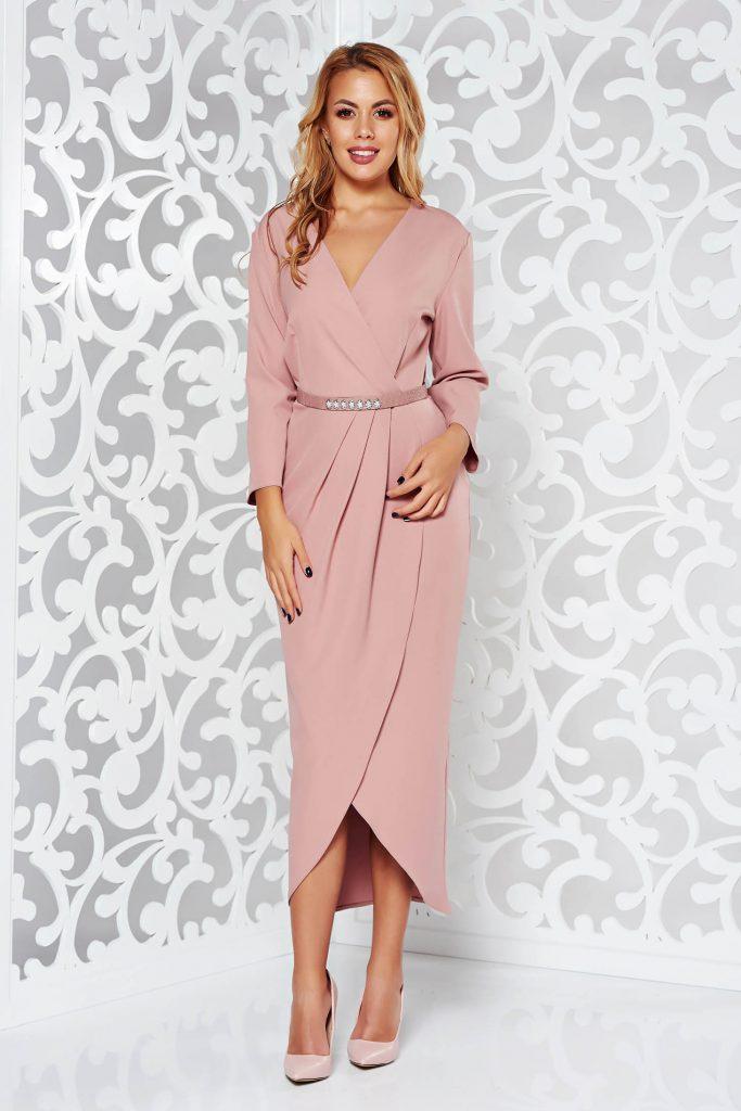 Rochie eleganta clos cu maneca